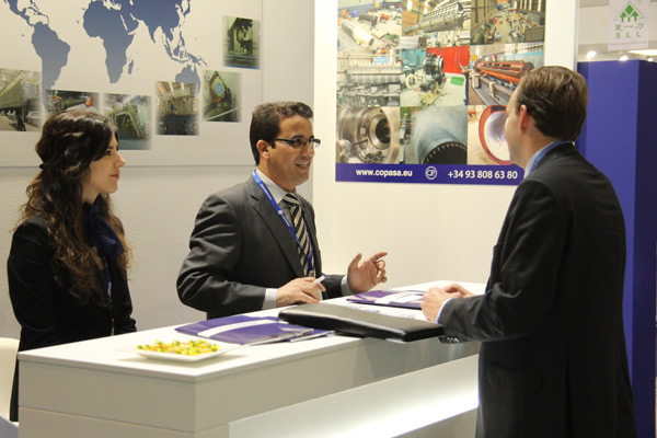 Copasa en Tissue World 2015 Barcelona