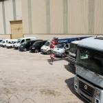 flota de vehiculos de COPASA